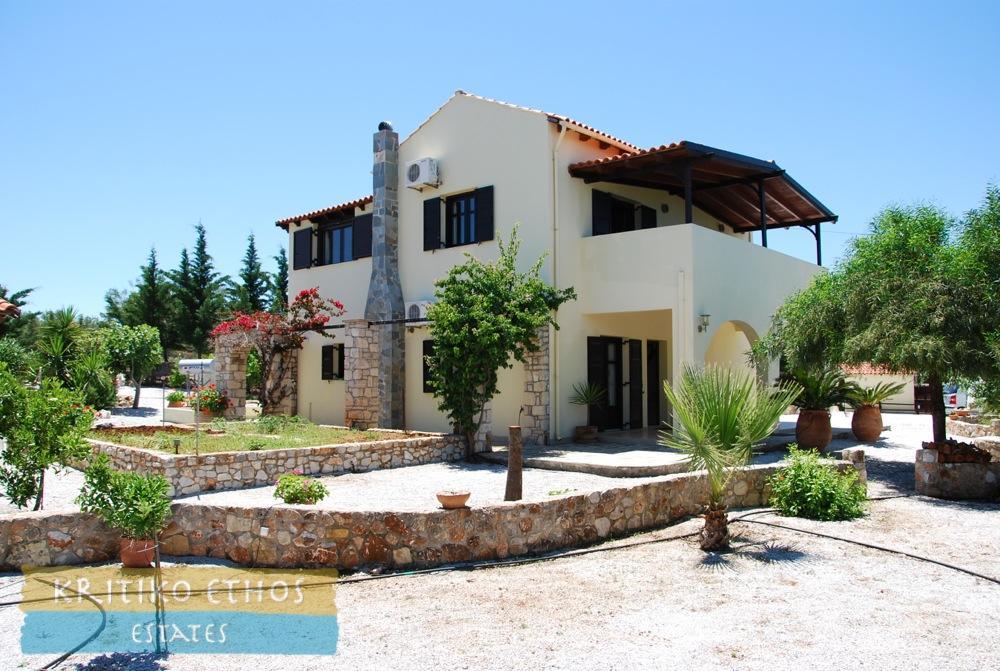 Villa in Vamos, Chania, Crete