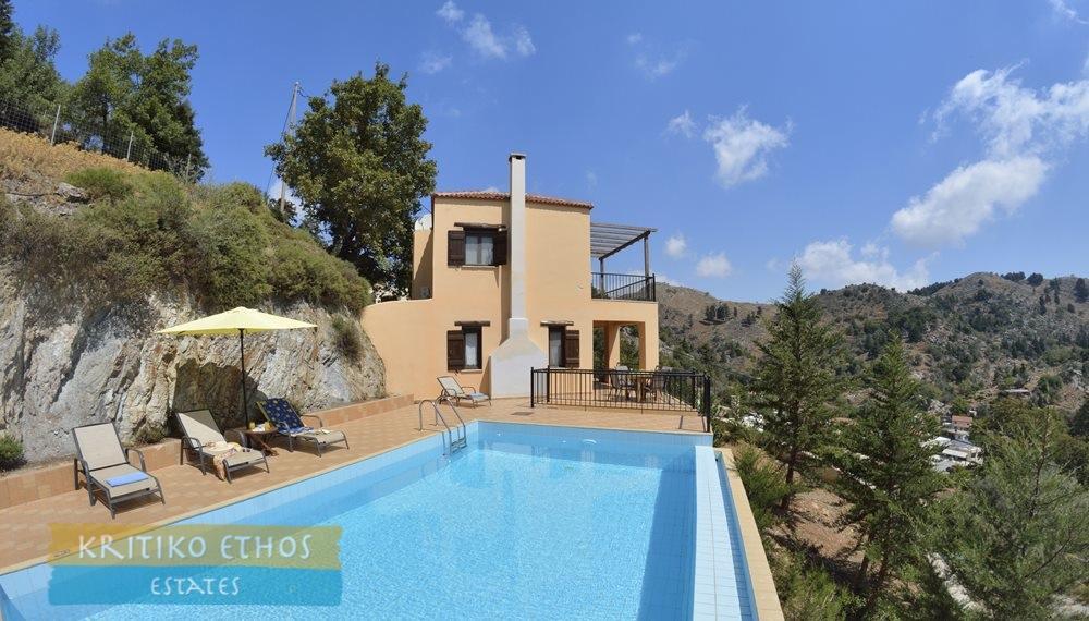 new development in Therisso, Chania, Crete