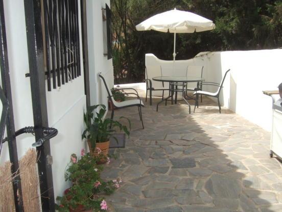 terrace 2nd house