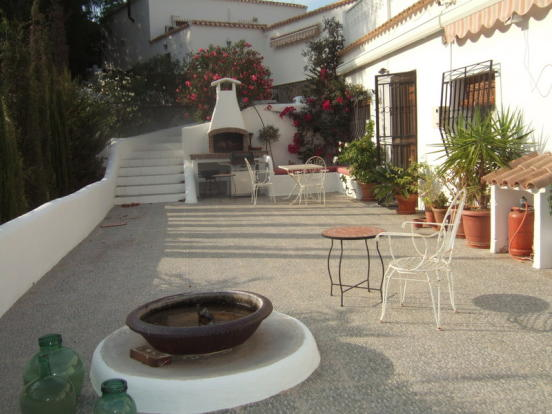 patio & barbecue