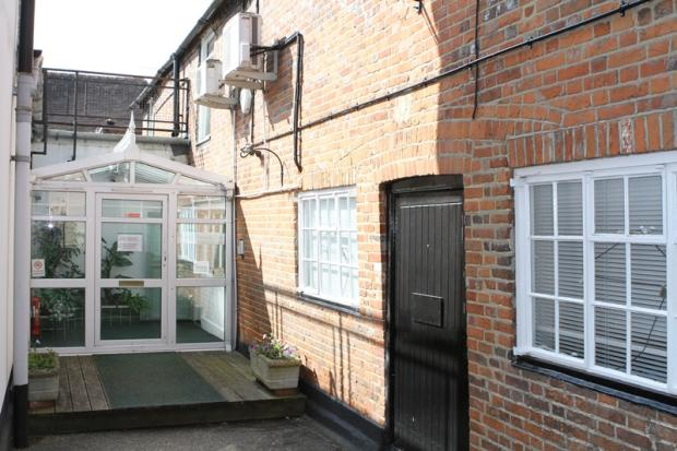 Office To Rent In The Old Hop Kiln 1long Garden Walk