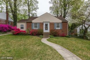 house for sale in Maryland...