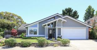 4 bedroom home for sale in California...