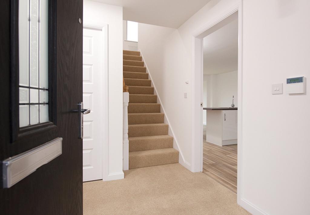 Plot 76 Hallway