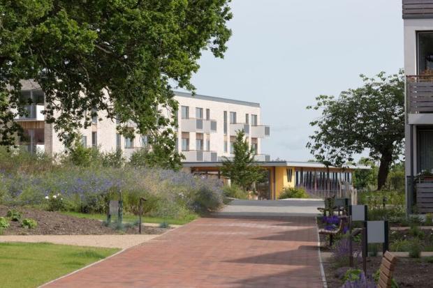 Pavilion Landscape
