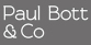 Paul Bott & Co, Brighton logo