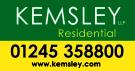 Kemsley Residential, Chelmsford branch logo