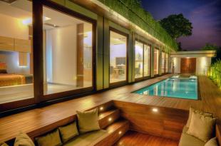 2 bed Villa in Bali, Canggu