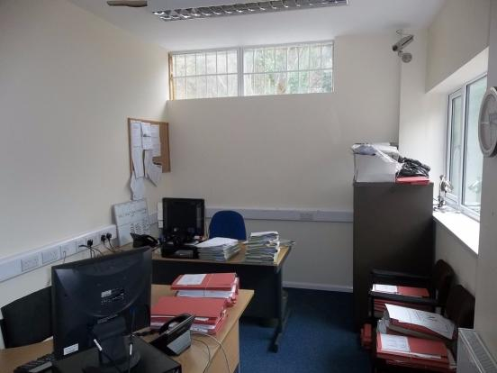 Rear Office