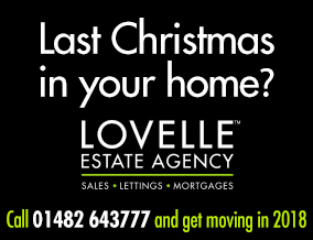 Get brand editions for Lovelle Estate Agency, Hessle