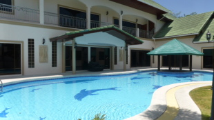 Detached Villa for sale in Pattaya