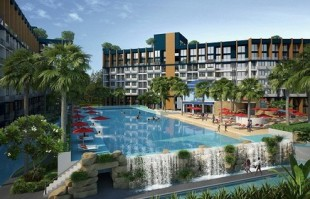 new Studio apartment for sale in Pattaya