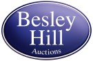 Besley Hill, Auctions logo