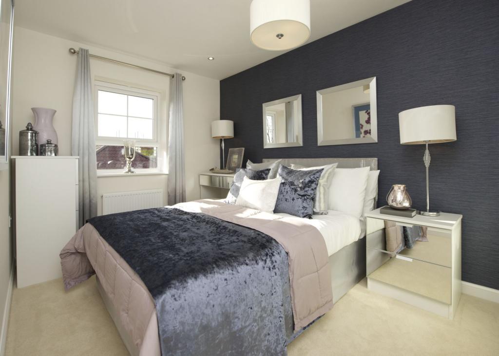 The Dewsbury, Bedroom
