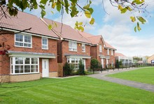 Barratt Homes, Mowbray Park, Northallerton