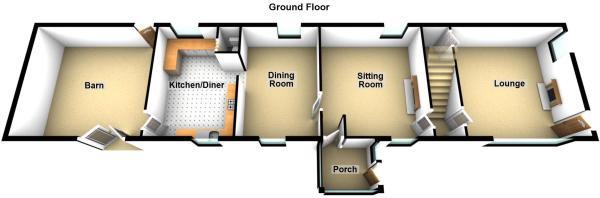 Groud Floor