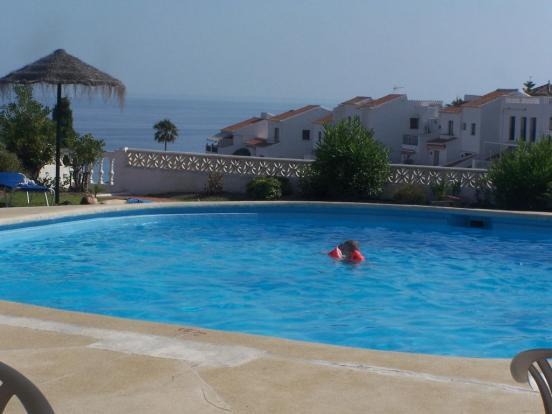 Cap. Playa pool