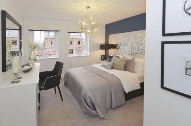 The Bridgford bedroom 2