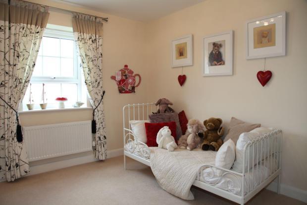 Bridgford Single bedroom