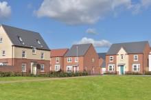 David Wilson Homes, Hollygate Park