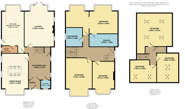 Full floor plans
