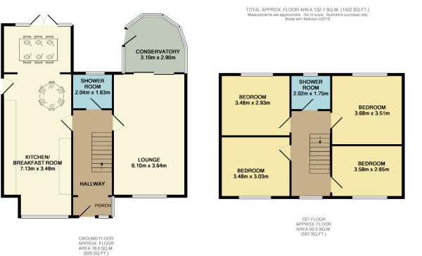 All floorplans