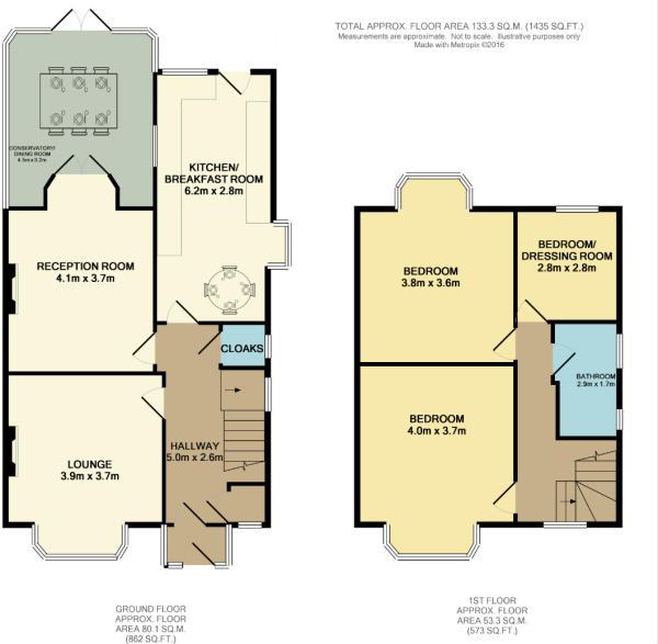 Full Floorplans
