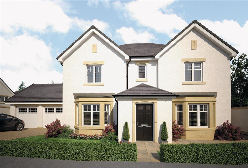 5 bedroom detached house for sale in dreghorn loan