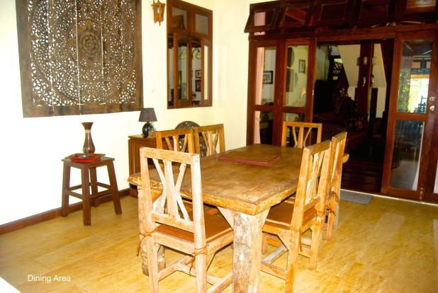 13 Dining Area