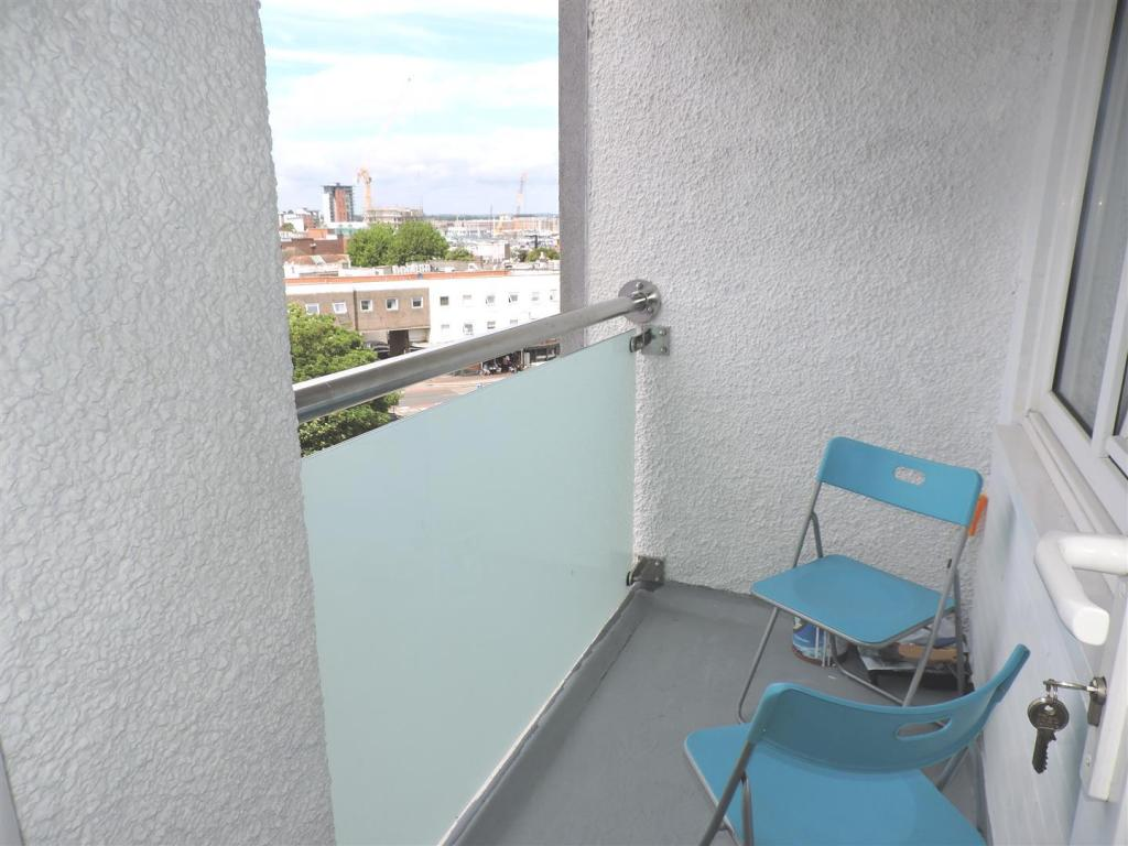 harbour tower balcon