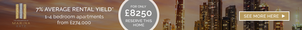 Get brand editions for Dubai, The Residences at Marina Gate