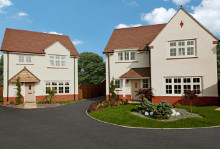 Redrow Homes (Southern Counties), Coming Soon - Yew Gardens
