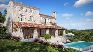 3 bedroom new development for sale in Istria, Motovun