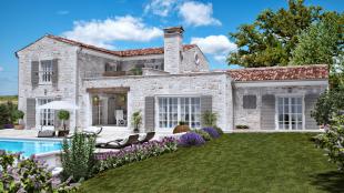 new development in Istria, Buje