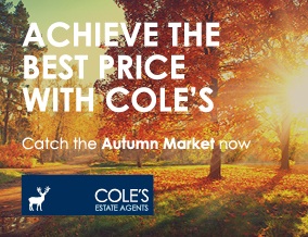 Get brand editions for Cole's Estate Agents, Forest Row