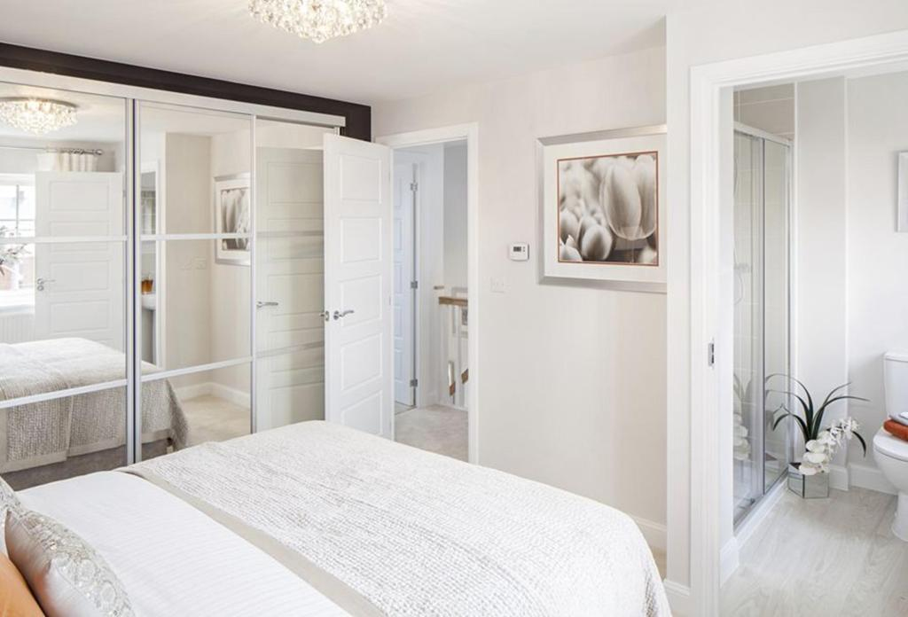 Thornbury Show Home Master Bedroom