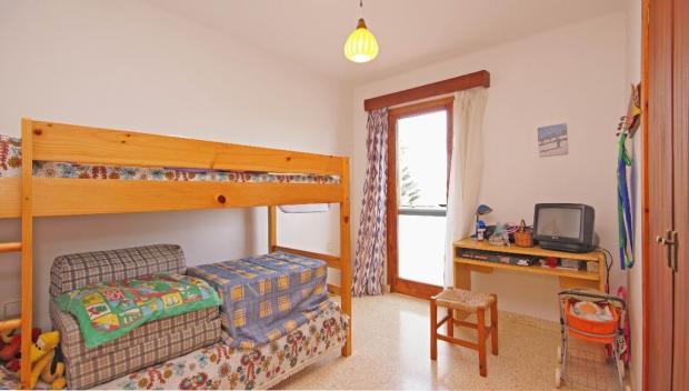 Kids bedroom view