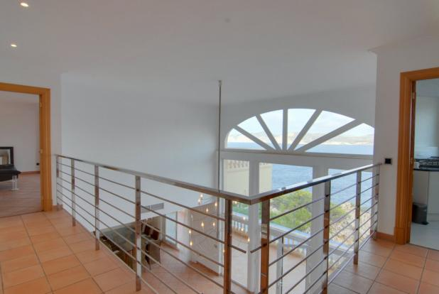 view from 1st floor