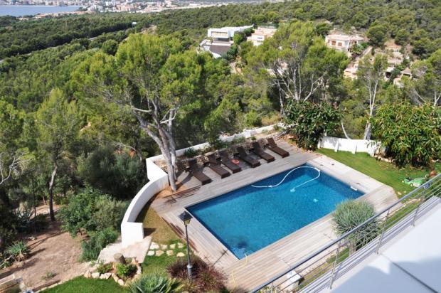 Terrace views - Pool