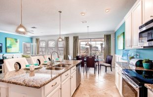 5 bedroom new property in Florida, Orange County...