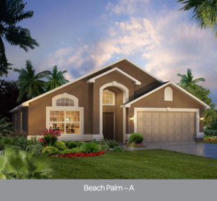 4 bed new home in Florida, Orange County...