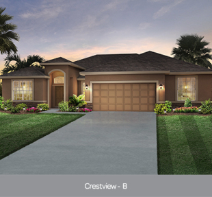 new property in Florida, Orange County...