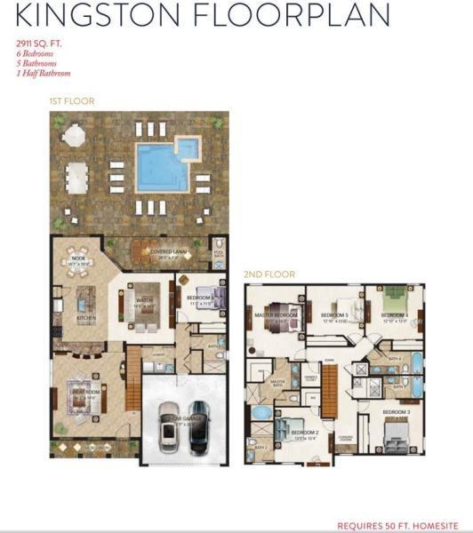 Kingston Floorplan