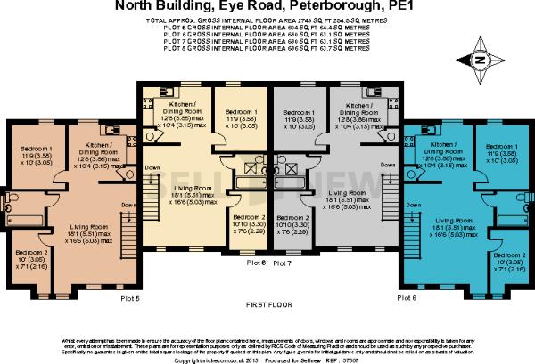 First Floor North B