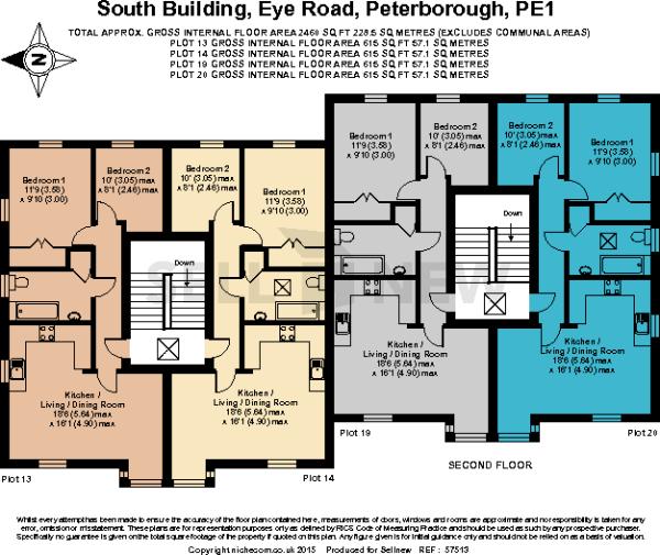 Second Floor South B