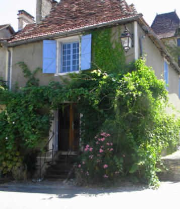 Autoire SW France