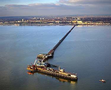 Famous Soutend Pier