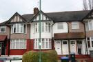 Maisonette for sale in Braemar Avenue, London...