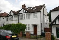 4 bedroom semi detached house in Gladstone Park Gardens...