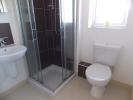 Ground floor shower/